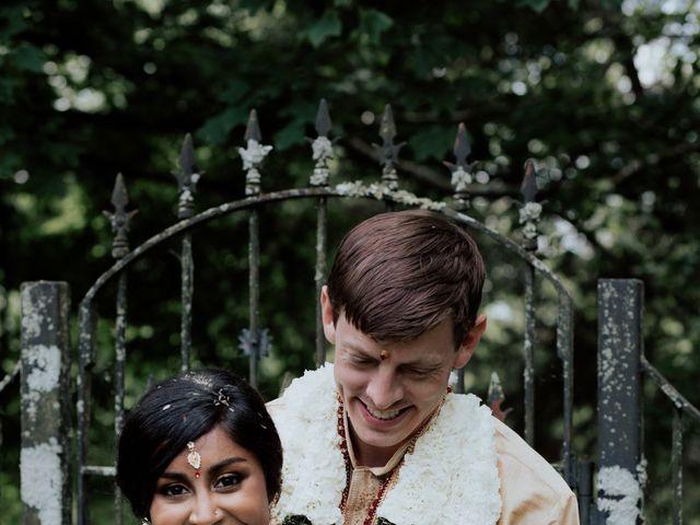 Thomas and Vidiya's Wedding in Nashville, Tennessee 37