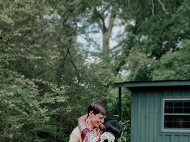 Thomas and Vidiya's Wedding in Nashville, Tennessee 49