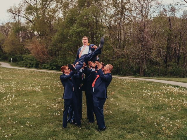 Jason Chesky and Katelyn's Wedding in Fishers, Indiana 11