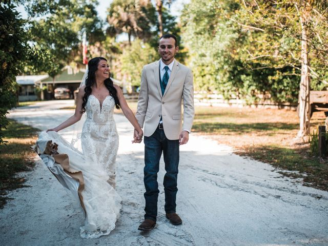 The wedding of Courtney and Kevin