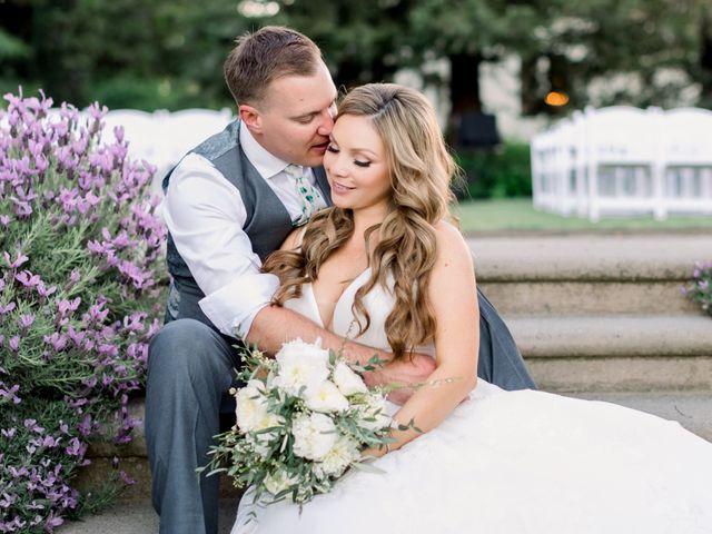 The wedding of Pamela  and Scott