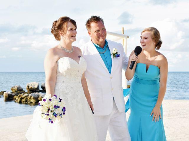 Dana and Kerri's Wedding in Marathon, Florida 5