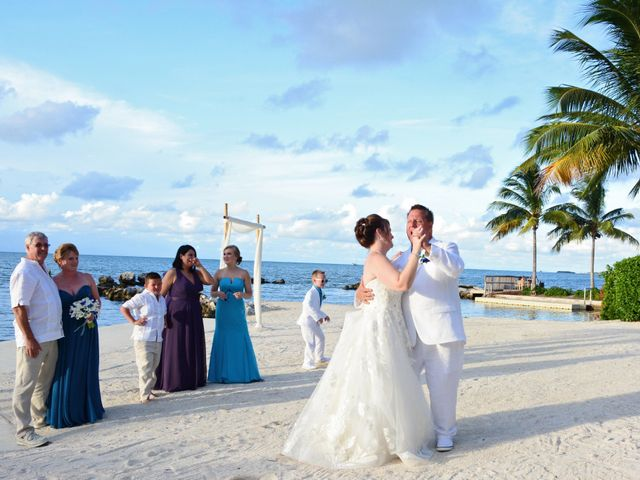 Dana and Kerri's Wedding in Marathon, Florida 7