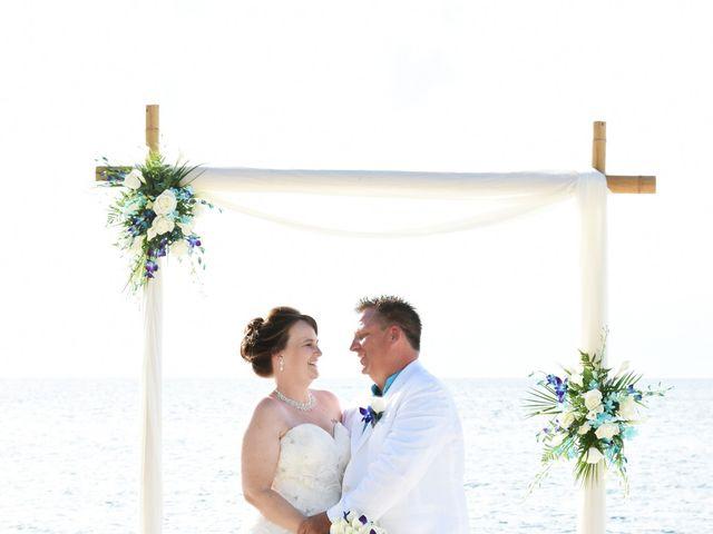 The wedding of Kerri and Dana