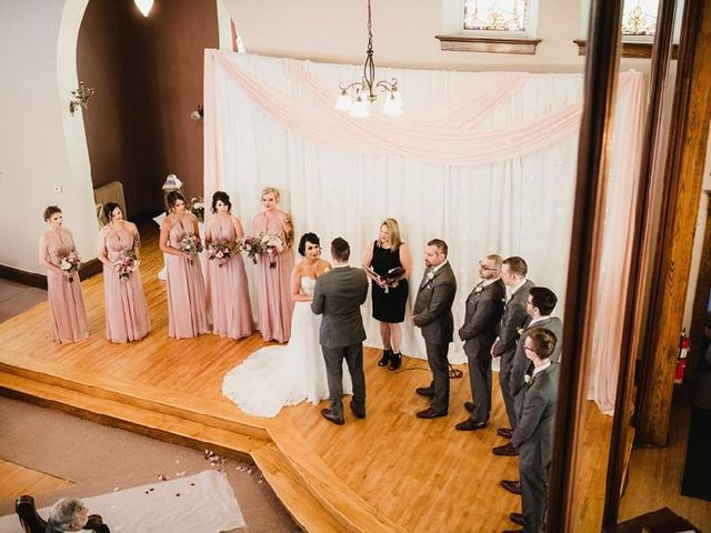Grant  and Kristina's Wedding in Green Bay, Wisconsin 14