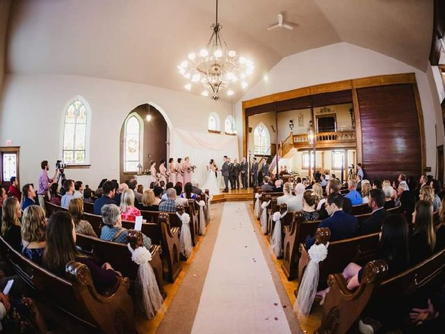 Grant  and Kristina's Wedding in Green Bay, Wisconsin 16