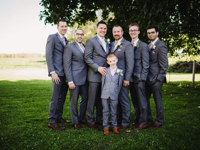 Grant  and Kristina's Wedding in Green Bay, Wisconsin 18
