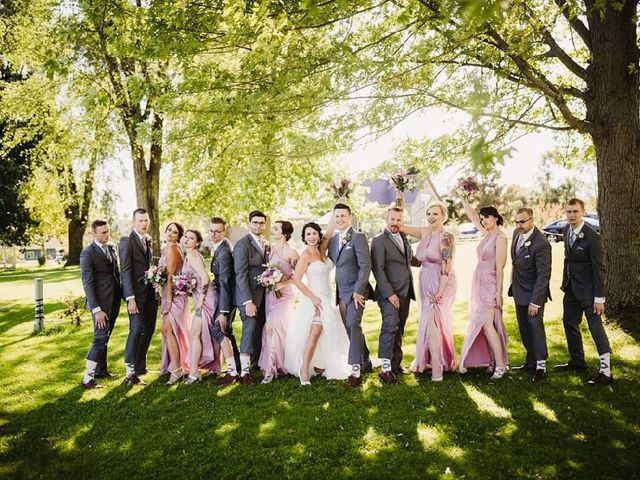 Grant  and Kristina's Wedding in Green Bay, Wisconsin 22