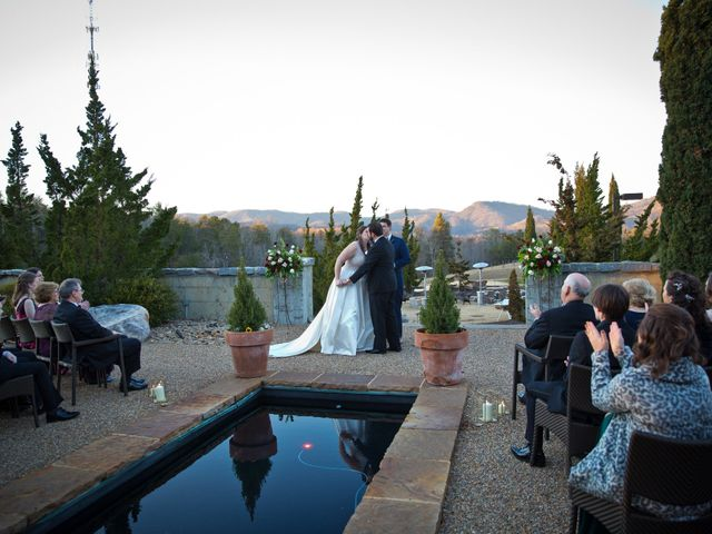 Chris and Christie's Wedding in Travelers Rest, South Carolina 3