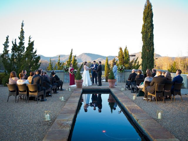 Chris and Christie's Wedding in Travelers Rest, South Carolina 4