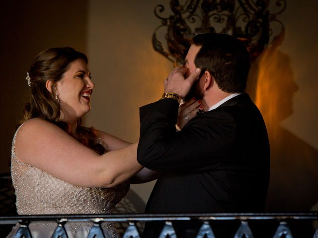 Chris and Christie's Wedding in Travelers Rest, South Carolina 8