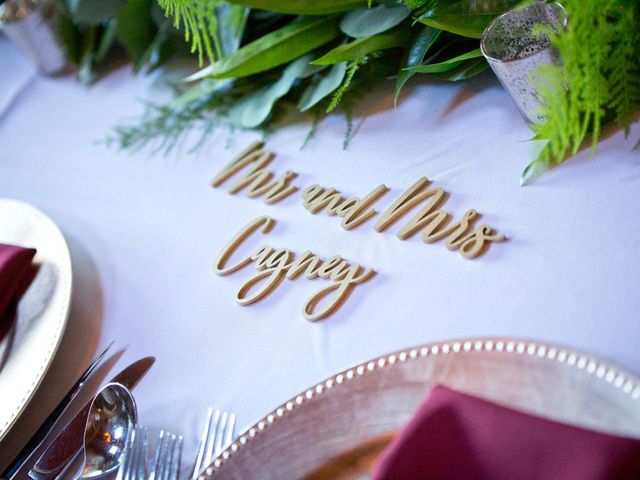 Chris and Christie's Wedding in Travelers Rest, South Carolina 23
