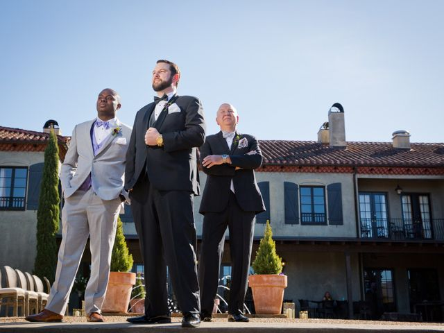 Chris and Christie's Wedding in Travelers Rest, South Carolina 30