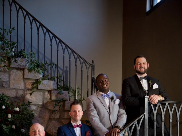 Chris and Christie's Wedding in Travelers Rest, South Carolina 31