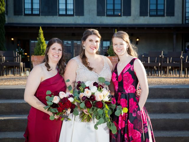 Chris and Christie's Wedding in Travelers Rest, South Carolina 32