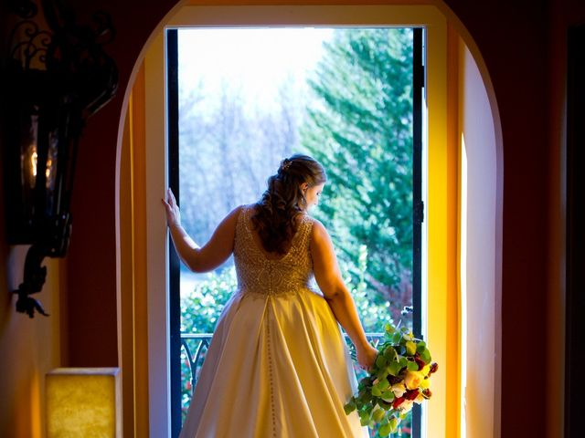 Chris and Christie's Wedding in Travelers Rest, South Carolina 33