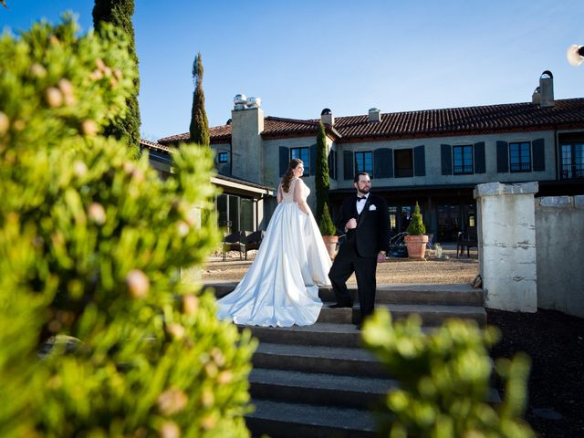 Chris and Christie's Wedding in Travelers Rest, South Carolina 34