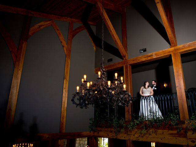 Chris and Christie's Wedding in Travelers Rest, South Carolina 37