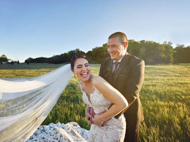 Ashley and Derek's Wedding in Weatherford, Texas 4