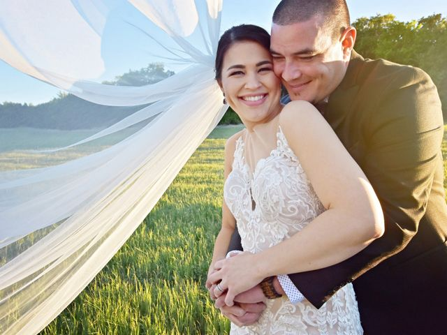 Ashley and Derek's Wedding in Weatherford, Texas 6
