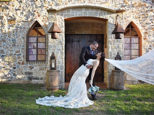 Ashley and Derek's Wedding in Weatherford, Texas 7