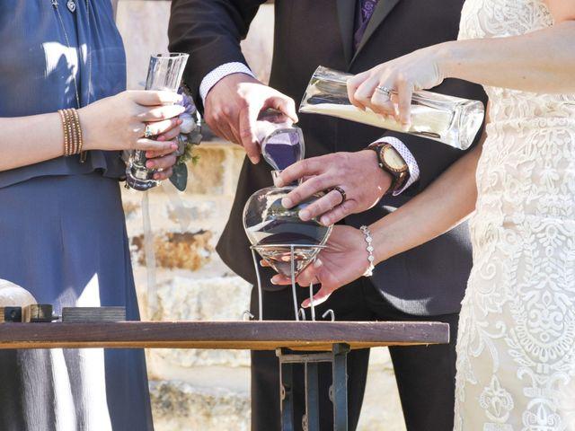 Ashley and Derek's Wedding in Weatherford, Texas 11