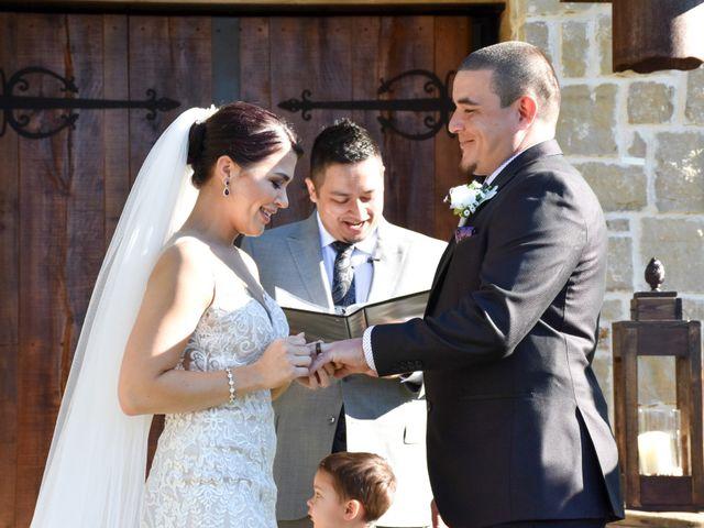 Ashley and Derek's Wedding in Weatherford, Texas 12