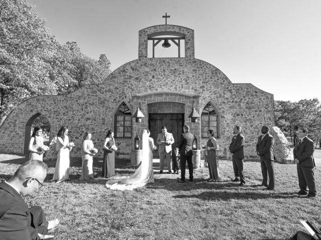 Ashley and Derek's Wedding in Weatherford, Texas 14
