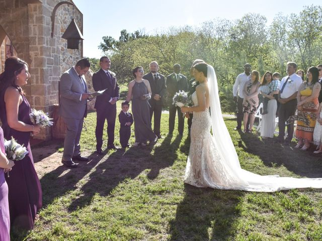 Ashley and Derek's Wedding in Weatherford, Texas 15