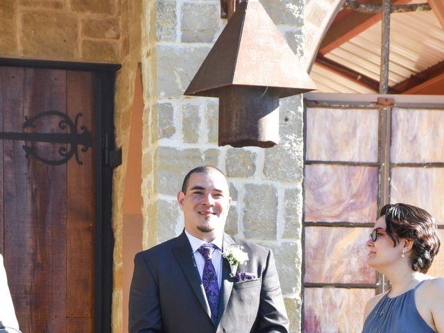 Ashley and Derek's Wedding in Weatherford, Texas 16