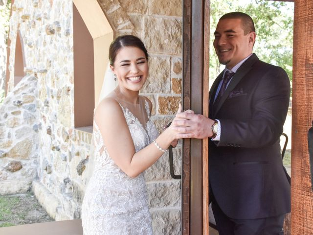 Ashley and Derek's Wedding in Weatherford, Texas 22