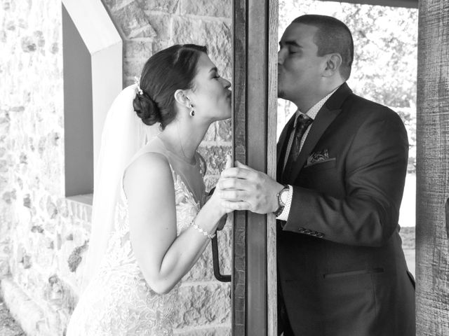 Ashley and Derek's Wedding in Weatherford, Texas 23
