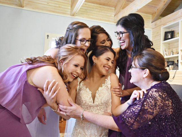 Ashley and Derek's Wedding in Weatherford, Texas 25