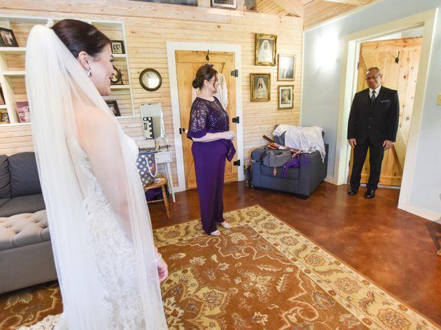 Ashley and Derek's Wedding in Weatherford, Texas 26