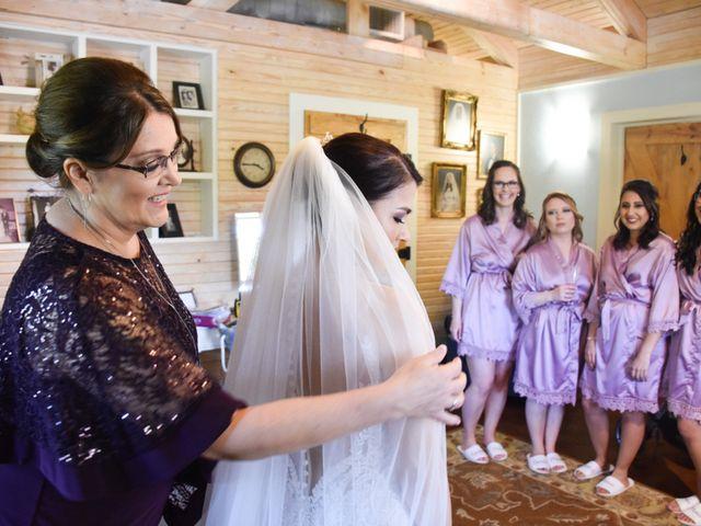 Ashley and Derek's Wedding in Weatherford, Texas 31
