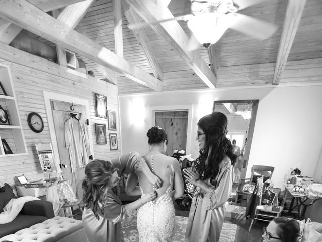 Ashley and Derek's Wedding in Weatherford, Texas 32