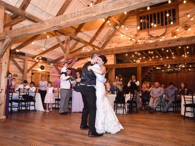 Ashley and Derek's Wedding in Weatherford, Texas 40