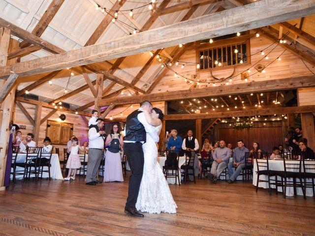 Ashley and Derek's Wedding in Weatherford, Texas 41
