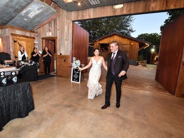 Ashley and Derek's Wedding in Weatherford, Texas 43