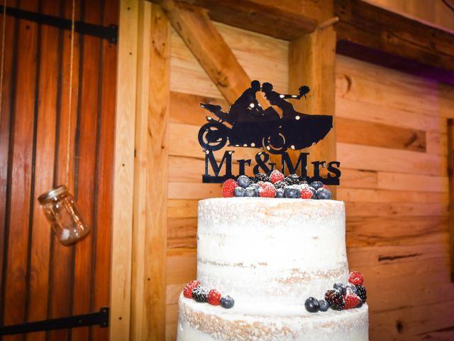 Ashley and Derek's Wedding in Weatherford, Texas 48