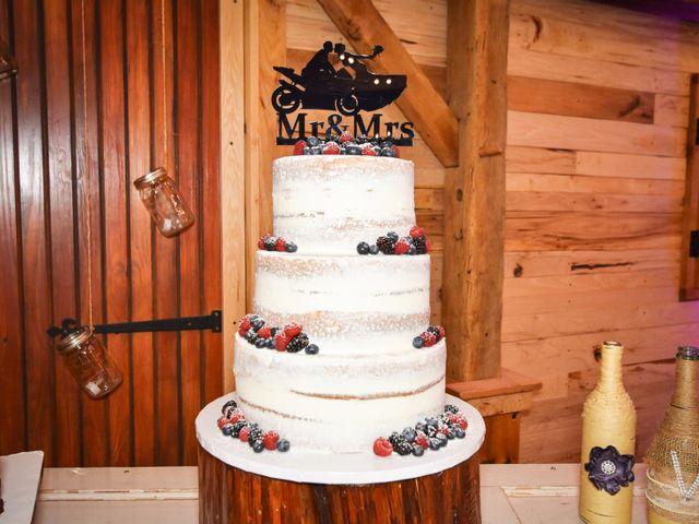 Ashley and Derek's Wedding in Weatherford, Texas 49