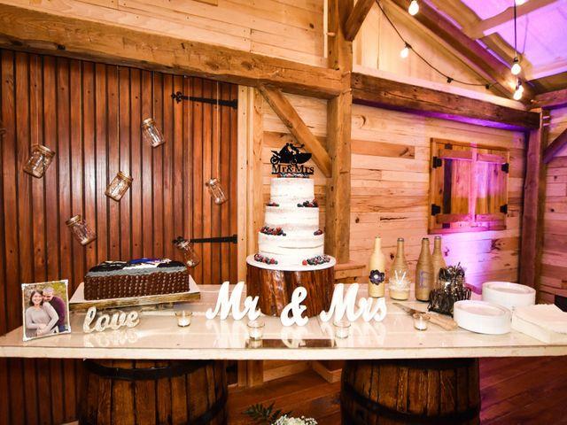 Ashley and Derek's Wedding in Weatherford, Texas 50