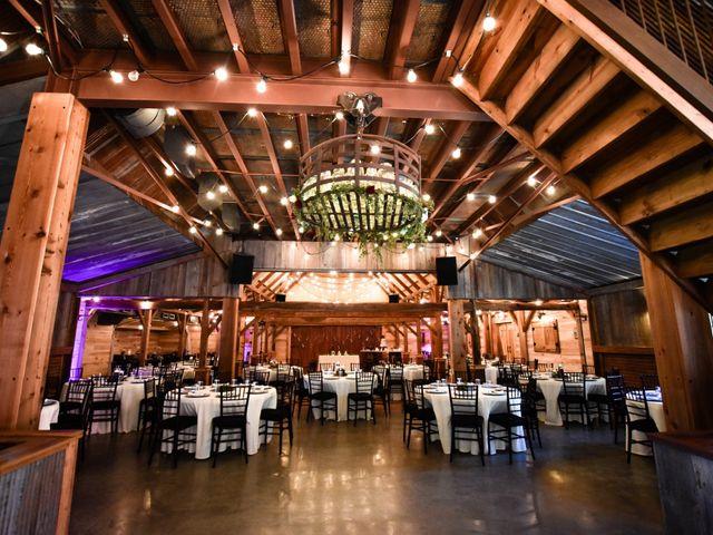 Ashley and Derek's Wedding in Weatherford, Texas 52