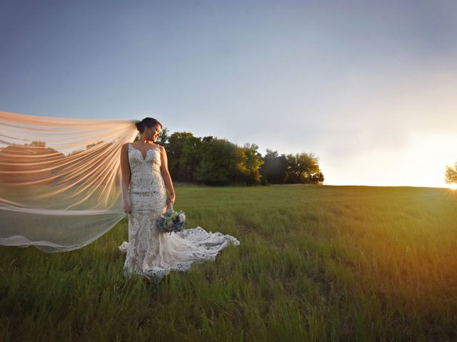 Ashley and Derek's Wedding in Weatherford, Texas 53