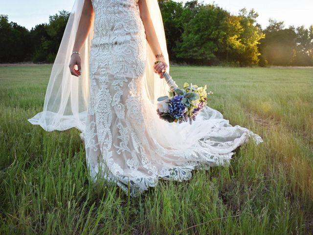 Ashley and Derek's Wedding in Weatherford, Texas 54