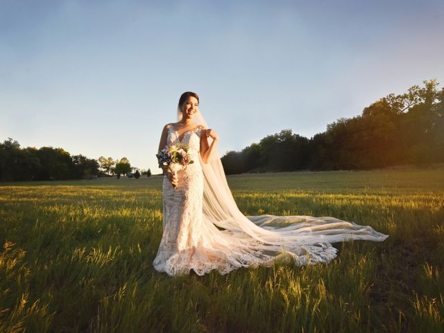 Ashley and Derek's Wedding in Weatherford, Texas 56