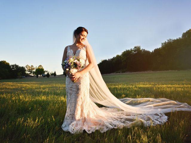 Ashley and Derek's Wedding in Weatherford, Texas 58