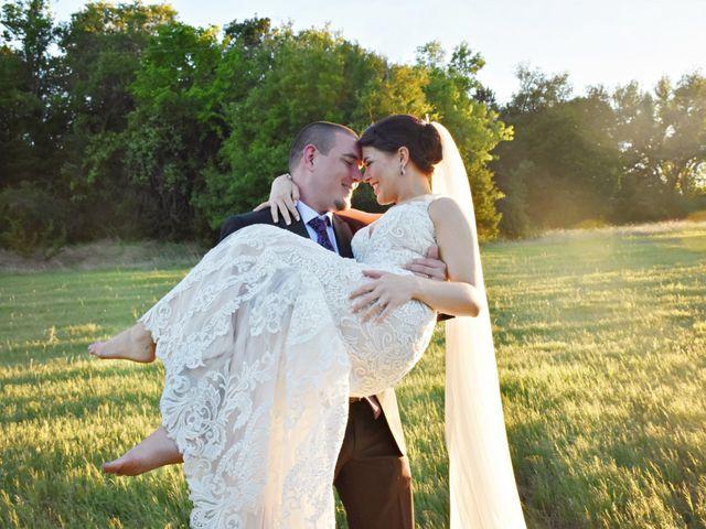Ashley and Derek's Wedding in Weatherford, Texas 59