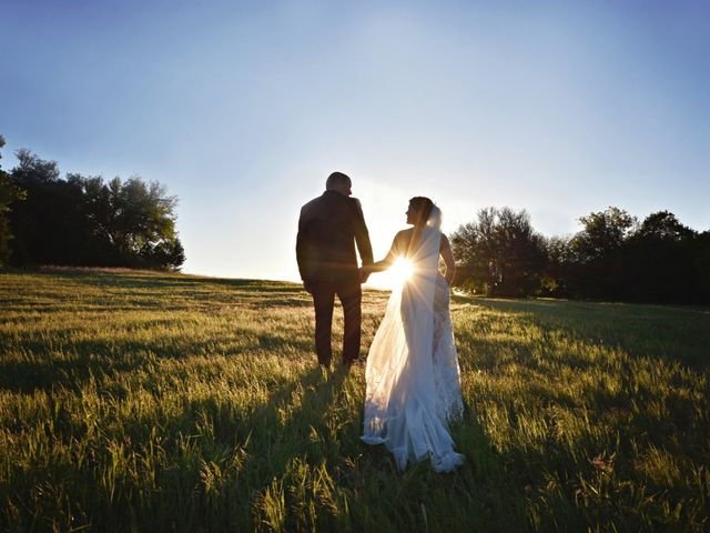 Ashley and Derek's Wedding in Weatherford, Texas 60