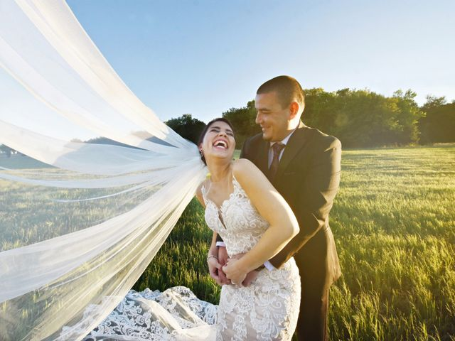 Ashley and Derek's Wedding in Weatherford, Texas 61